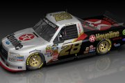 1989 Davey Allison CWS15 retro