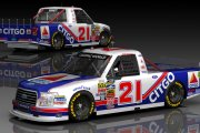 1989 Neil Bonnett CWS15 retro