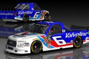 Retro 1996 Mark Martin #6 Valvoline Ford (CWS15 mod)