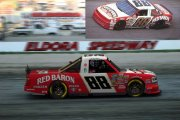 1988 Buddy Baker Red Baron CWS15 retro