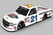 2017 #21 Johnny Sauter Michigan