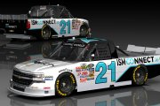 #21 Johnny Sauter ISM Connect
