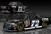 #72 RTIC Coolers Cole Whitt Fictional Chevy