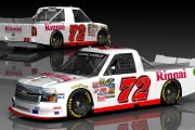 #72 Rinnai Cole Whitt Fictional Chevy
