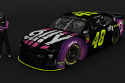 MENCup2019 - Jimmie Johnson - Ally Financial
