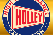 Holley Carbs Vintage Logo