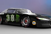 #38 Hailie Deegan Monster Energy Latemodel (LMPV2)
