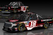 #18 Harrison Burton 2019 Morton Truck Buildings Iowa