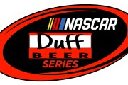 NASCAR Duff Beer Series (The Simpsons) Carset