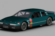 TMS CLM Olds Cutlass Template