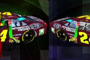 1998 Jeff Gordon' Dupont Chromalusion Car