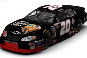 2005 #20 Sarah Fisher Chevrolet ( West Series )