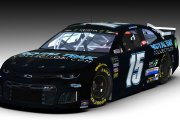 2019 #15 Joe Nemechek Royal Teak Chevrolet (HOM)