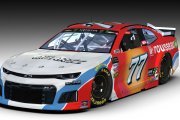 2019 #77 Reed Sorenson Total Quartz Motor Oil Chevrolet (HOM)