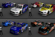 Rick Ware Racing fictional fords