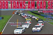 1988 Trans-Am Series Car Set (ASA90 cts Mod)
