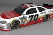 #70 Johanna Long Foretravel Motorcoach Chevrolet (IRC Mod)