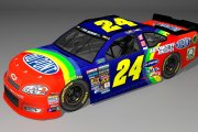 1999 Jeff Gordon #24 Dupont Chevrolet (ICR Mod)