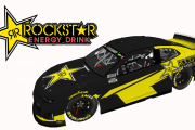 MENCS19 Rockstar Energy Drink Camaro Base