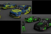 Front Row Motorsports Fictional
