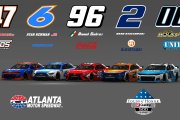 2020 Folds of Honor QuikTrip 500 Paint Scheme 5-Pack