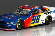 NXS17 Chase Briscoe Fictional Kenny Irwin Throwback