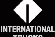 WEDS International Trucks Logo