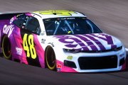 2020 Jimmie Johnson Ally Chevrolet - Texas 2