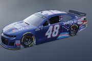 MENCS19 Pack - Jimmie Johnson Power of Pride Gay Edition