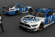 2021 Chase Briscoe's Highpoint.com Ford