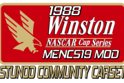 Stunod Community 1988 Winston Cup on MENCS19 Carset