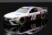 2021 Kyle Busch Snickers Concept