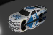 #6 Bud Light Mustang NXS2020