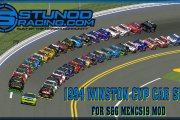 Stunod Racing Carset: 1994 Winson Cup to MENCS19