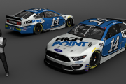 (MENCS19) Chase Briscoe 2021 HighPoint.com Ford Mustang GT