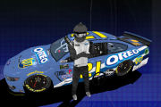 *FICTIONAL* Matt DiBenedetto #21 Oreo Scheme