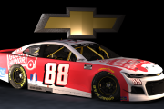 (fictional) Dale Earnhardt Jr's 2021 Good Humor Chevy Camaro