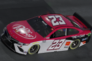 Bubba Wallace 2021 Dr Pepper (Fic)