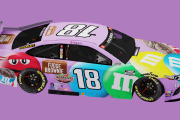 Joe Gibbs Racing Half Carset | Homestead 1