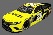 *FICTIONAL* Joe Gibbs Racing Stanley 2021 3 Pack