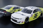 DGM Racing Phoenix 1 Paint Schemes